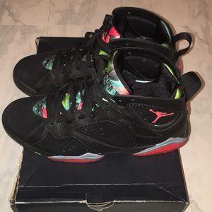 Air Jordan Retro 7 Barcelona Nights